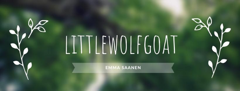 Littlewolfgoat banner
